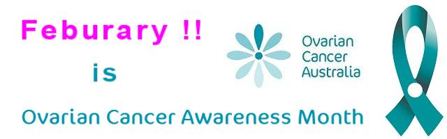 Ovarian Cancer Awareness Month